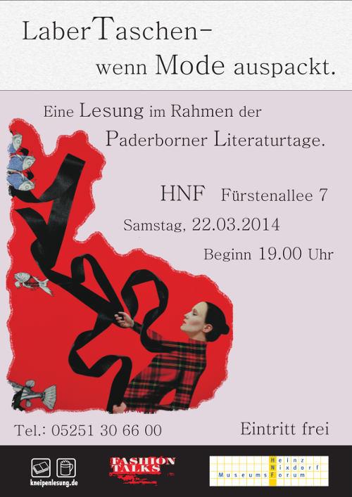 LaberTaschen Plakat
