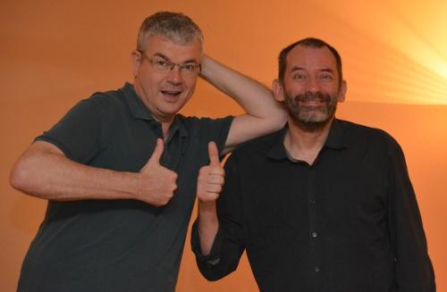 Achim und Werner
