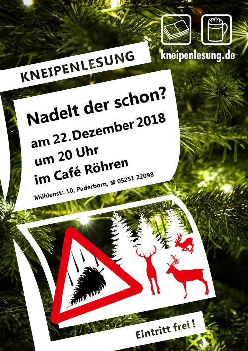 Weihnachtslesung 2018