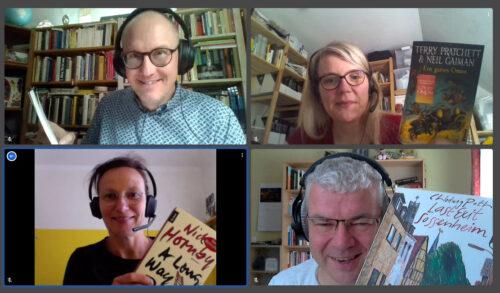 Lesungs Podcast am 7. Juni 2020