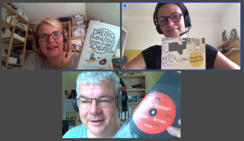 Podcast zu Bestsellerlisten