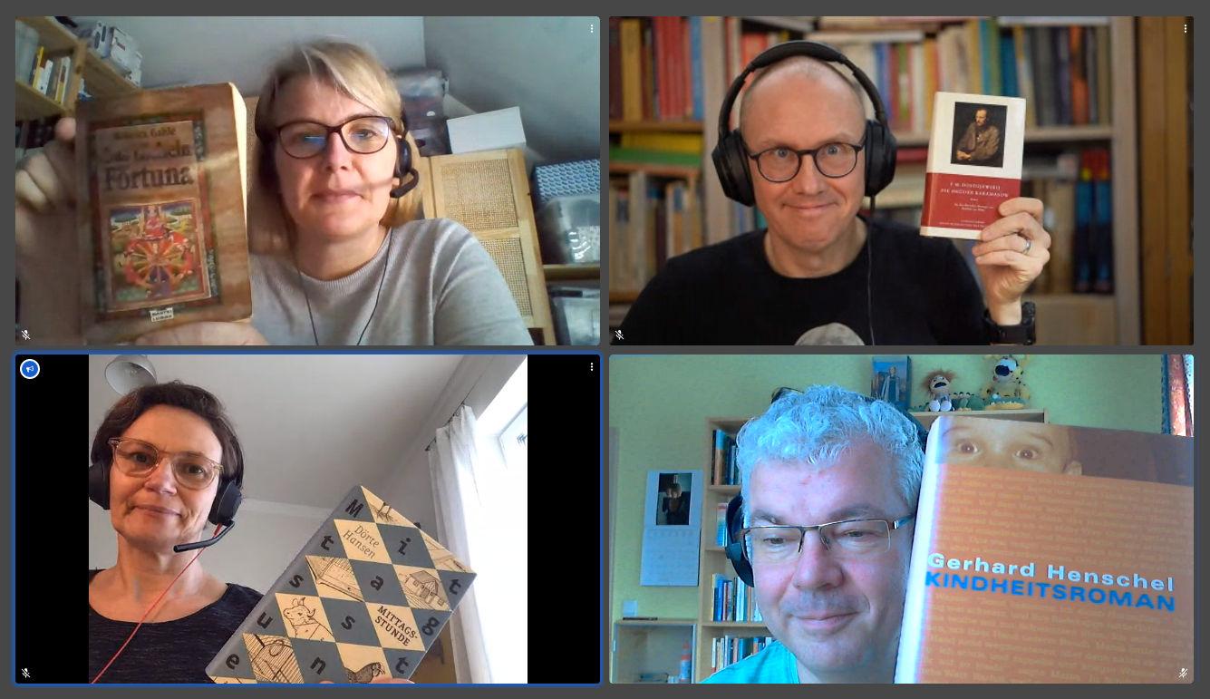 Kneipenlesung der Podcast am 8.11.2020