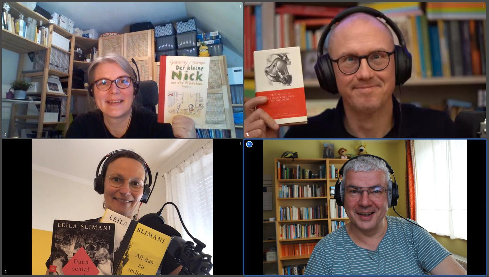 Kneipenlesung der Podcast am 23.5.2021