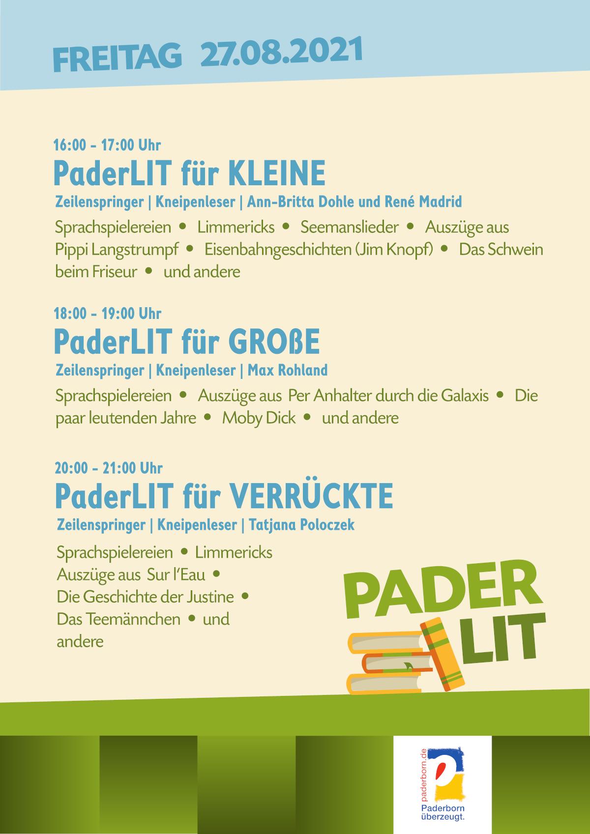 Pader-Piraten-Plakat