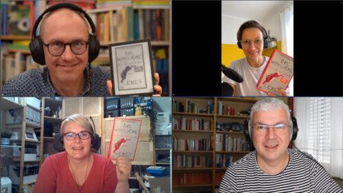 Kneipenlesung der Podcast am 1.8.2021