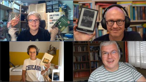 Kneipenlesung der Podcast am 15.8.2021