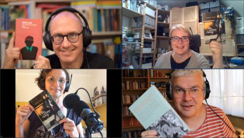 Kneipenlesung der Podcast am 29.8.2021